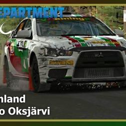 Dirt Rally - RDRC 08 - Rally Finland - SS04 Iso Oksjärvi