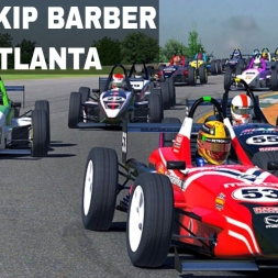 iRacing UK&I Skip Barber at Road Atlanta Short Season 2 2017