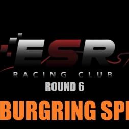 RaceRoom ESR GT3 CHAMPIONSHIP | ROUND 6 NURBURGRING SPRINT