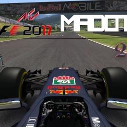 F1 2017 - ACFL Car By Car - #2 Red Bull RB13 - Daniel Ricciardo - Onboard T-CAM and TV VIEW!