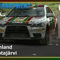 Dirt Rally - RDRC 08 - Rally Finland - SS05 Kotajärvi