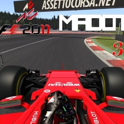 F1 2017 - ACFL Car By Car - #3 Ferrari SF70H - Sebastian Vettel + DOWNLOAD LINK!