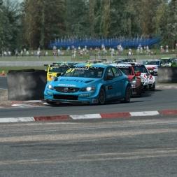 Raceroom | WTCC16 Polestar Volvo S60 at Mantorp Park