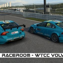 RaceRoom /  WTCC 2016 Volvo S60 / Brands Hatch Indy