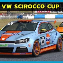 VW Scirocco Cup at Okayama (PT-BR)