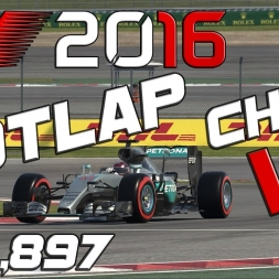 F1 2016 | Hotlap | China | 1.33,897 [V2 | no Setup]