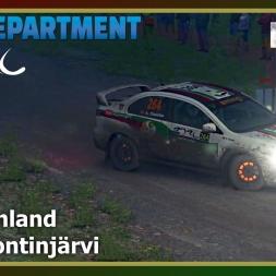 Dirt Rally - RDRC 08 - Rally Finland - SS06 Kontinjärvi