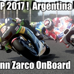 MotoGP 2017Johann Zarco Argentina RACE gameplay 1440p
