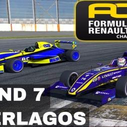 iRacing AOR Formula Renault Season 2 2017 - Round 7