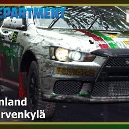 Dirt Rally - RDRC 08 - Rally Finland - SS07 Järvenkylä