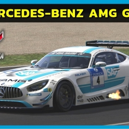 Mercedes-Benz AMG GT3 at Red Bull Ring (PT-BR)