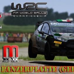 Assetto Corsa 4K * Arena Panzerplatte * Ford Fiesta RS WRC