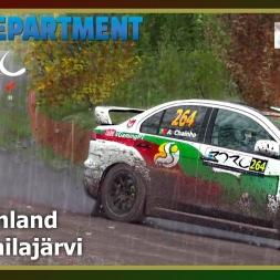 Dirt Rally - RDRC 08 - Rally Finland - SS08 Kailajärvi