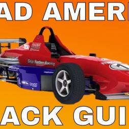 iRacing Skip Barber Track Guide at Road America Season 2 2017