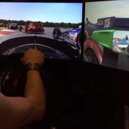 rFactor 2 - Indy Car - @ NOLA Motorsports Park -