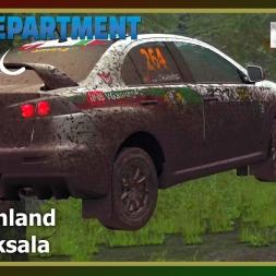 Dirt Rally - RDRC 08 - Rally Finland - SS09 Oksala