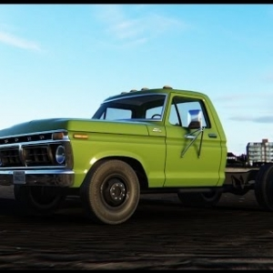 Assetto Mods: 1977 Ford F350 at Zmeinka