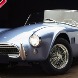 Assetto Online: Shelby Cobra around Highlands!