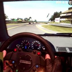 LFS - XF GTI - Fern Bay Gold - race 5 laps
