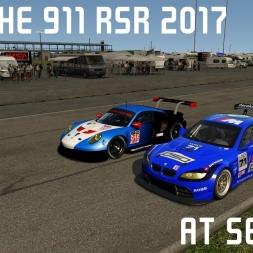 Assetto Corsa VR: Porsche 911 RSR 2017 at Sebring