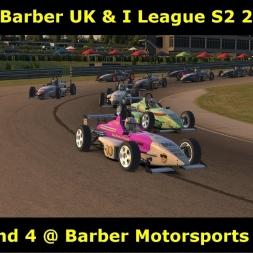 iRacing - UK & I Skip Barber League Season 2 2017 @ Barber