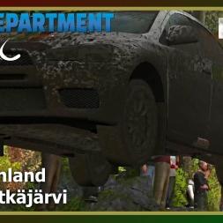 Dirt Rally - RDRC 08 - Rally Finland - SS10 Pitkäjärvi