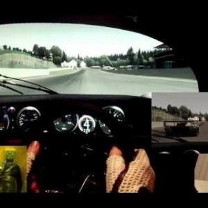 AC - Spa - Porsche 962c Short tail - online race end