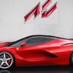 Assetto Online: Ferrari LaFerrari around Highlands!