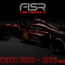 Assetto Corsa * ASR Formula * Ferrari F310 1996 [early sesion]