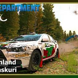 Dirt Rally - RDRC 08 - Rally Finland - SS11 Paskuri