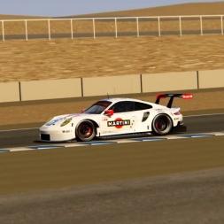 Assetto Corsa 2017 Porsche RSR @ Laguna Seca