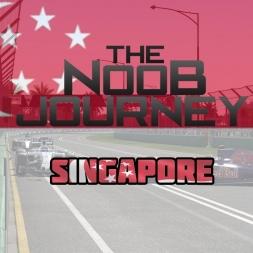 SWEATY SINGAPORE - NOOB JOURNEY S2 - R3