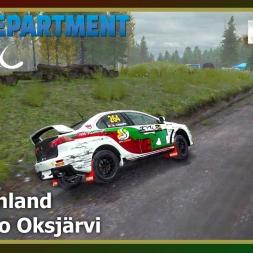 Dirt Rally - RDRC 08 - Rally Finland - SS14 Iso Oksjärvi