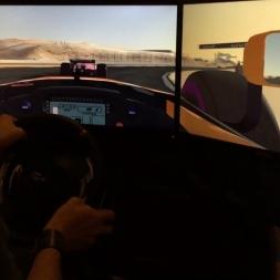 rFactor 2 - Formula 2017 (F1FanaticMod) @ Bahrain -