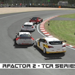 rFactor 2 / TCR Series Mod / Monza
