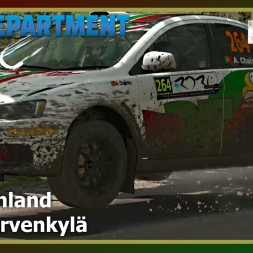 Dirt Rally - RDRC 08 - Rally Finland - SS15 Järvenkylä
