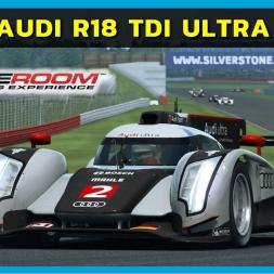 Raceroom - Audi R18 TDI Ultra at Silverstone (PT-BR)