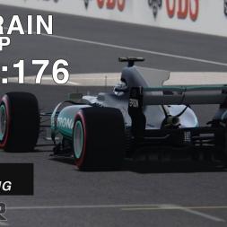 F1 2017 Bahrain hotlap