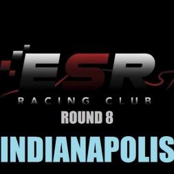 RaceRoom ESR GT3 CHAMPIONSHIP | ROUND 8 INDIANAPOLIS