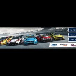 RaceRoom | eWTCC Setup - Lada Vesta - Round 1 Qualifying P8 Div 1 - Monza