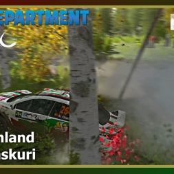 Dirt Rally - RDRC 08 - Rally Finland - SS16 Paskuri