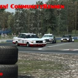 R3E - Abgefahren! CommunityRennen Touring Classics - Mantorp Park
