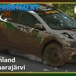 Dirt Rally - RDRC 08 - Rally Finland - SS17 Naarajärvi