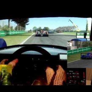 AMS - Imola - Metalmoro - 12min race