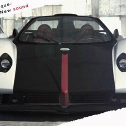Assetto Corsa Pagani Zonda Cinque Roadster New physics and New sound