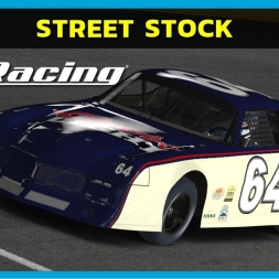 iRacing - Street Stock at Charlotte Motor Speedway (PT-BR)