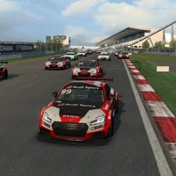 RaceRoom RaceDepartment Event | Audi TTs @ Nurburgring