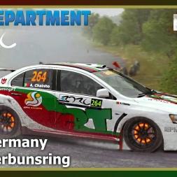 Dirt Rally - RDRC 08 - Rally Germany - SS02 Verbunsring