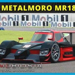 Metalmoro MR18 at Magny-Cours (PT-BR)