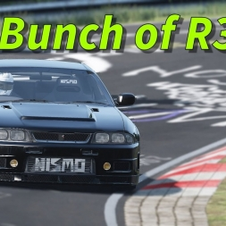 Gentle mind Performance Nissan GT-R R33 pack